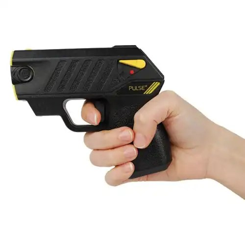 Taser Pulse Plus With Laser For Self Defense Criminal Repellent