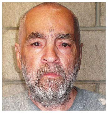 Charles Manson – 2009 veröffentlichtes Bild vom Corcoran State Prision, USA By California Department of Corrections and Rehabilitation [Public domain], via Wikimedia Commons
