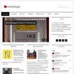 Re-Design des Criminologia Blogs