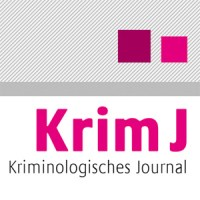 Call for Abstracts: Special Issue Kriminologisches Journal