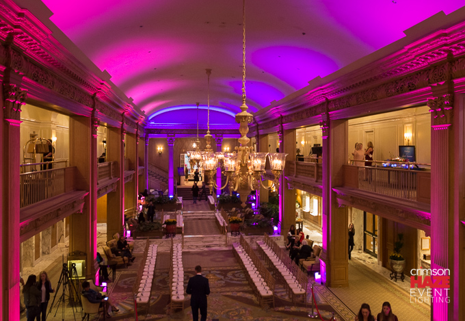 Urban Unveiled 2016 at Fairmont Olympic Hotel