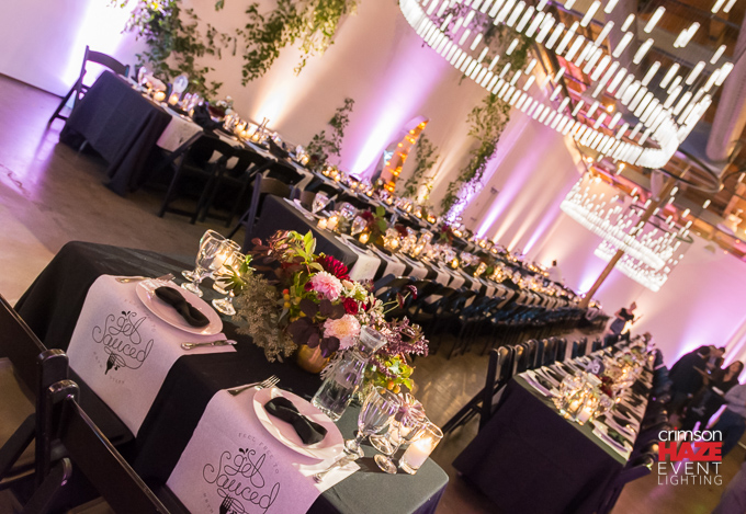 Wedding, Canvas Event Space, September 2016