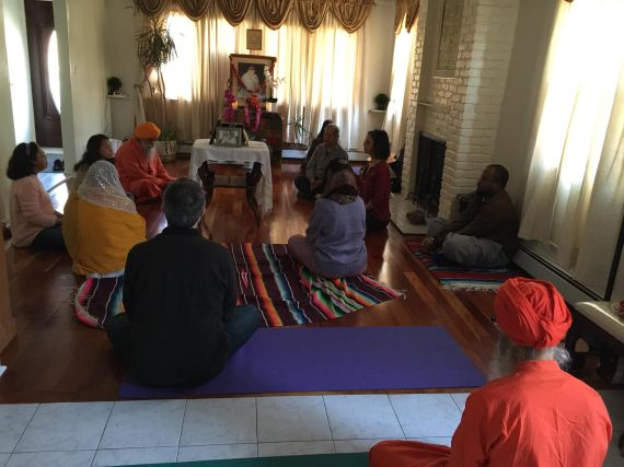 Collective meditation unite the minds for a healthy society