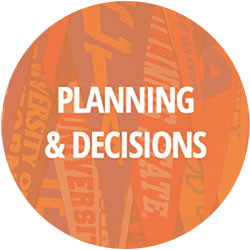 College planning and decisions
