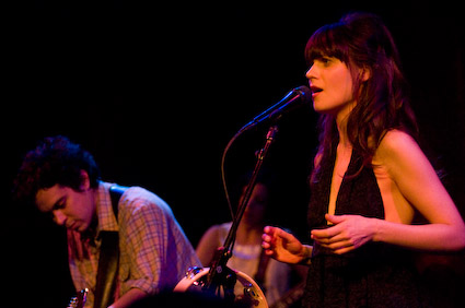 Matt and Zooey