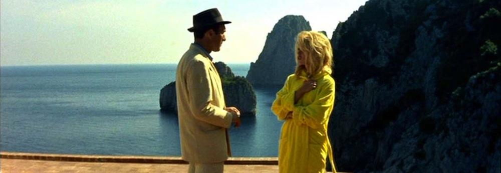 Bardot in Godard's Contempt