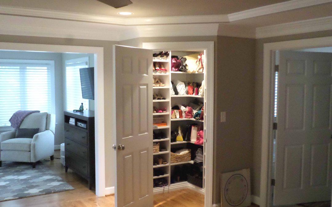 Williamsburg, VA Home Renovations: Make Your Dream Closet a Reality