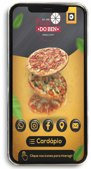 Celular Pizzaria