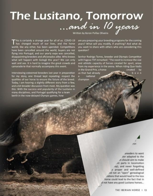 IALHA Crippen Design Post Magazine