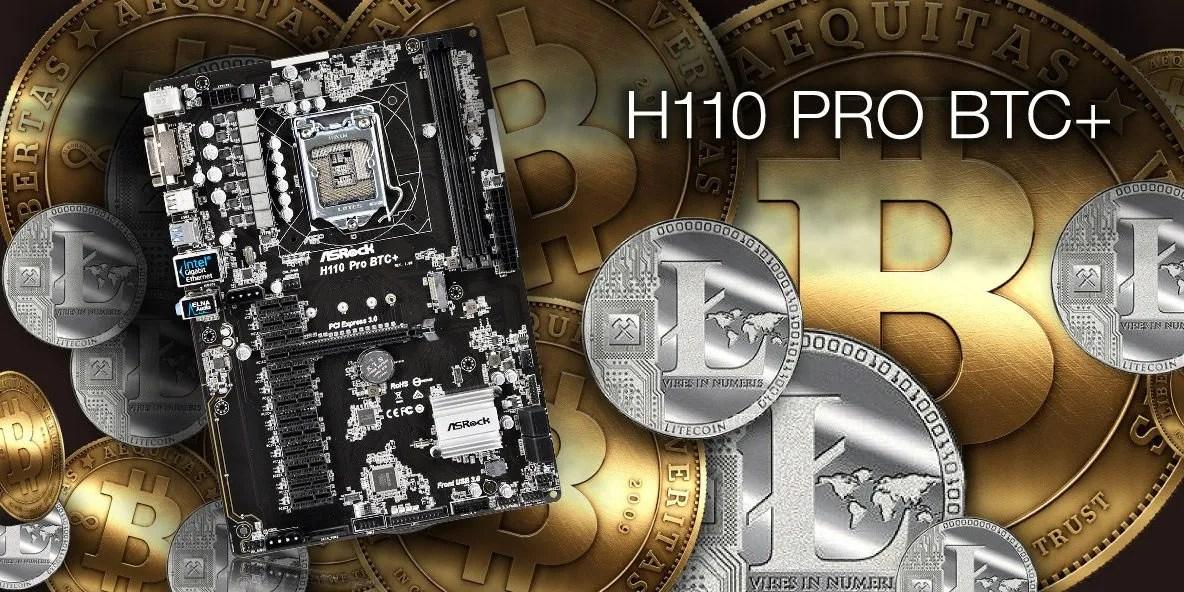 AsRock lança uma placa-mãe com 13 portas de GPU para a mineração das Criptomoedas