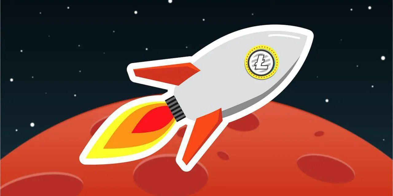 Litecoin supera os 4.000 milhões de dólares em capitalização de mercado