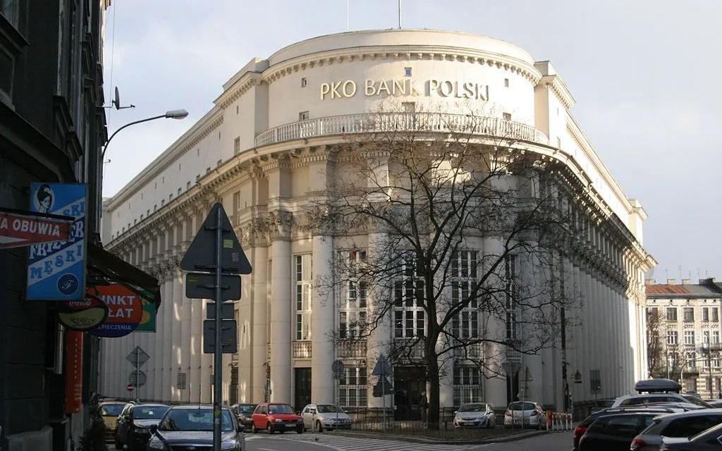 Polônia-blockchain-coinfirm-banco