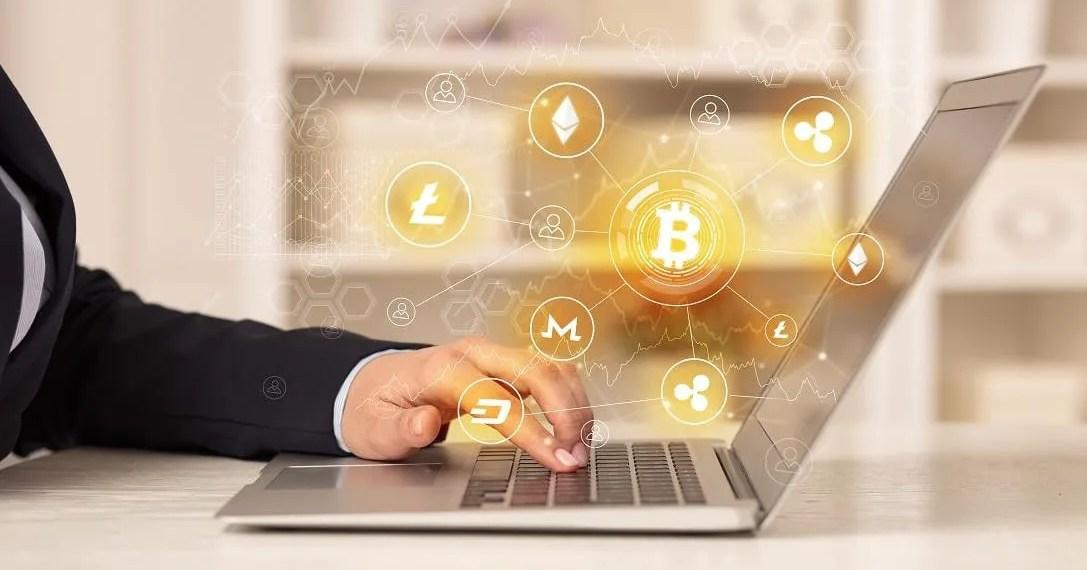 criptomoedas-bitcoin-Mineração -caseira