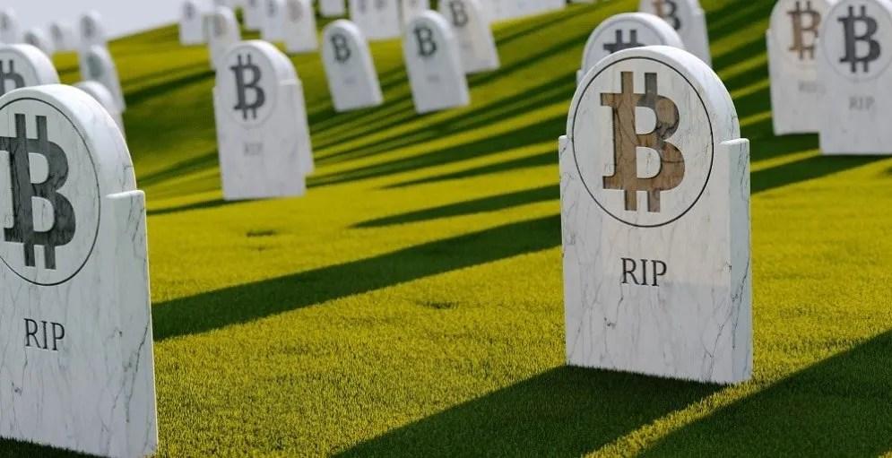 mídia-Comunicação-bitcoin-morto
