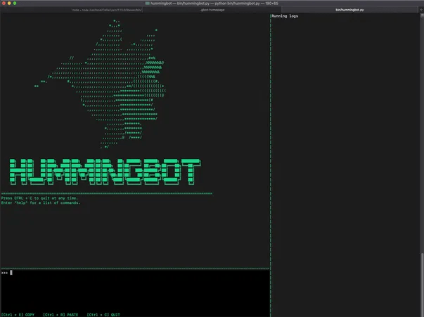 hummingbot-cli