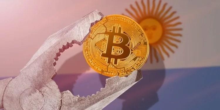 A taxa de câmbio na Argentina agora também afeta ao bitcoin e as criptomoedas