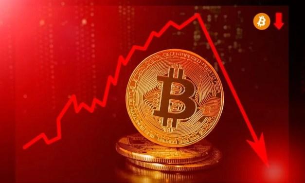 Preço do bitcoin abaixo de USD 9.000 e a atenção vai para o Coronavírus