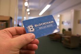 Billetera Blockchain