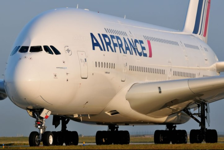 Air-France-Blockchain