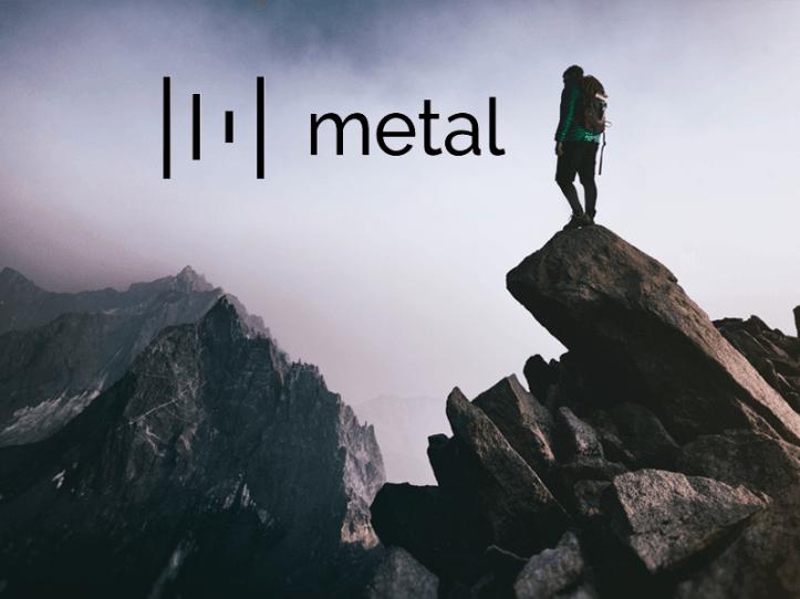 Criptomoneda-METAL
