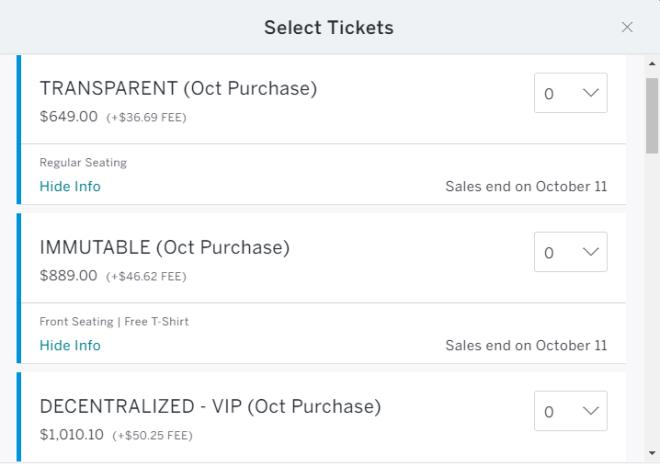 Tickets-Conferencia-Blockchain-Santa-Monica