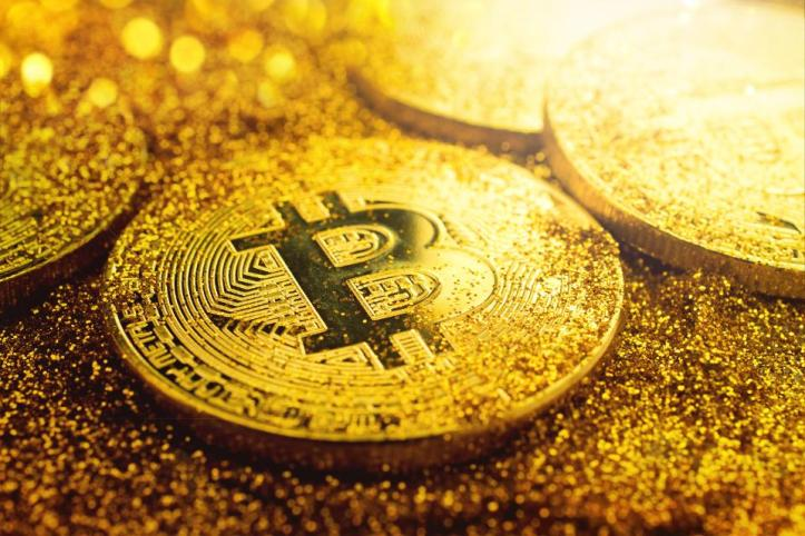 Bitcoin-Gold-Criptomoneda