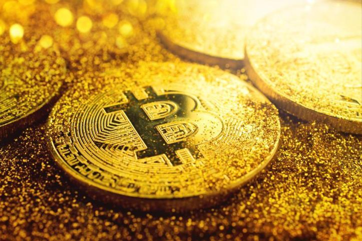 Bitcoin-Gold-Criptomoneda