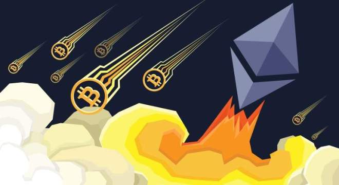Ethereum, la segunda criptomoneda por capitalización de mercado