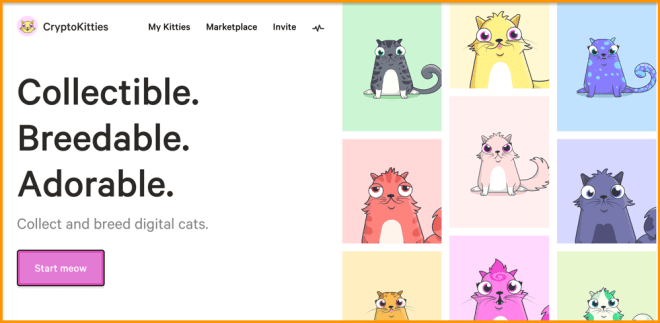 CryptoKitties-Valor