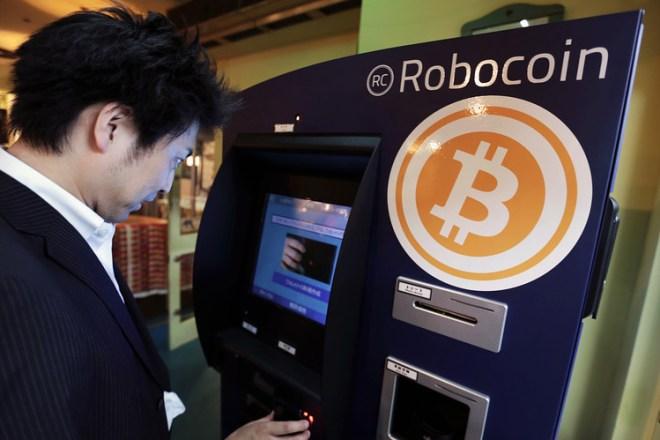 ATM Bitcoin Japon