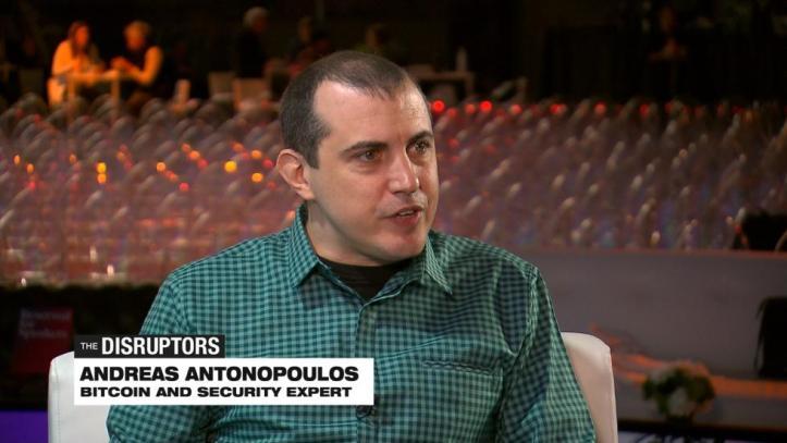 Andreas Antonopoulos Experto Bitcoin