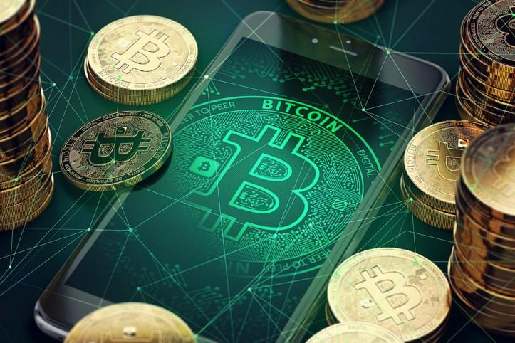 Bitcoin vuele a los 10.000 dólares