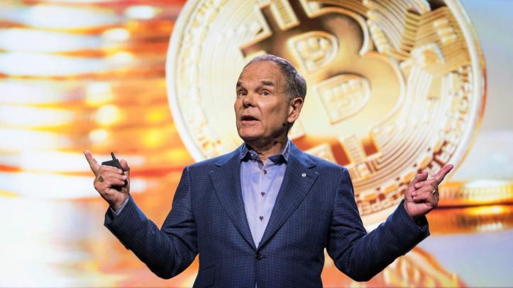 Don Tapscott Criptomonedas Blockchain