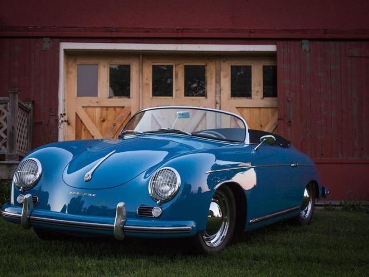 Porsche-Speedster-Token