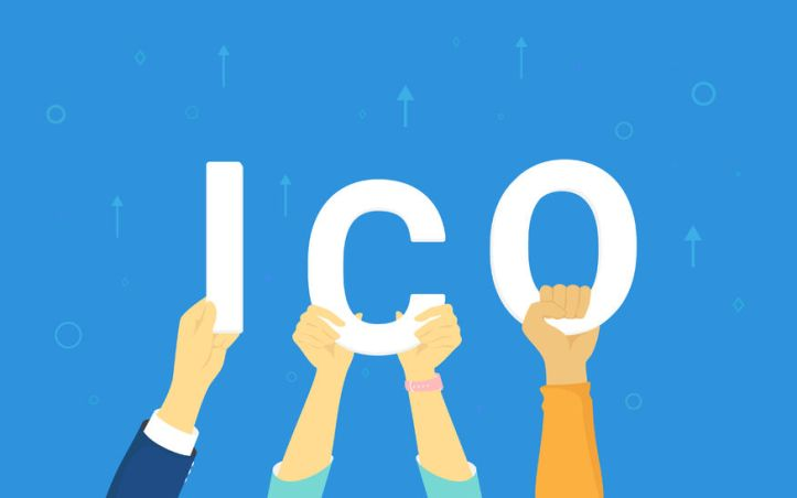88535124 - ico in human hands concept illustration
