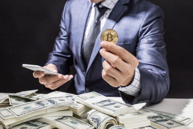 A donde va el dinero en las criptomonedas
