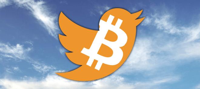 Bitcoin en Twitter