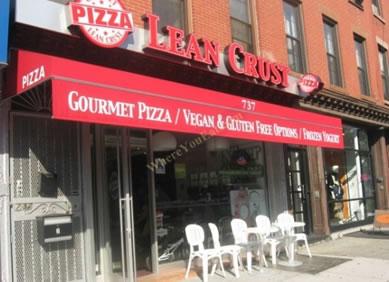 Lean Crust Pizzeria Criptomonedas