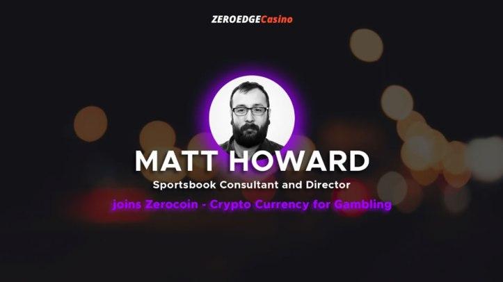 Matt Howard ZeroEdge