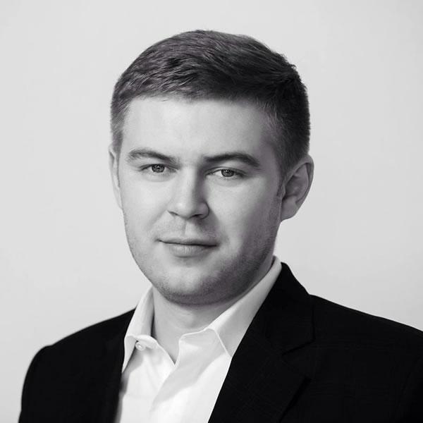 Roman Pavlovich CEO OKOIN