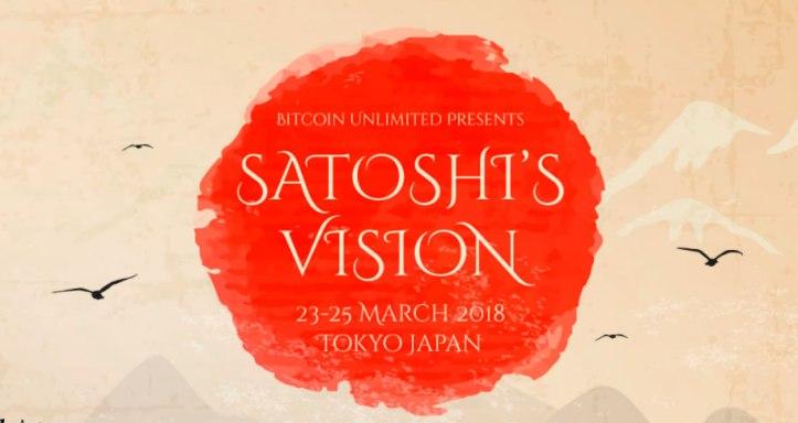 Satoshis Vision 2018
