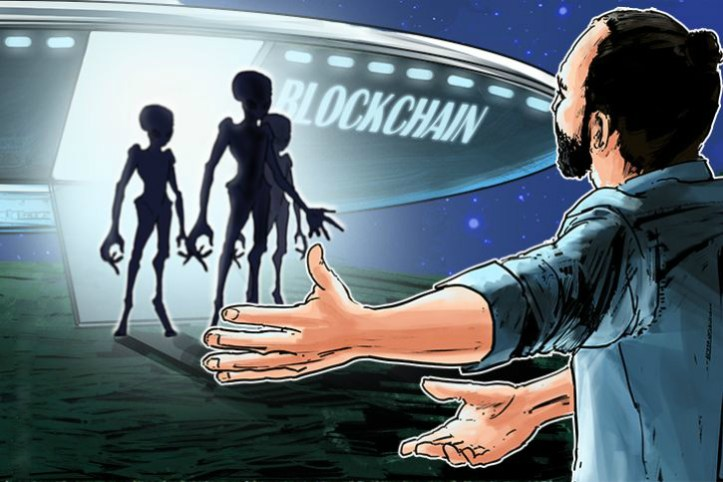 Ubin Blockchain