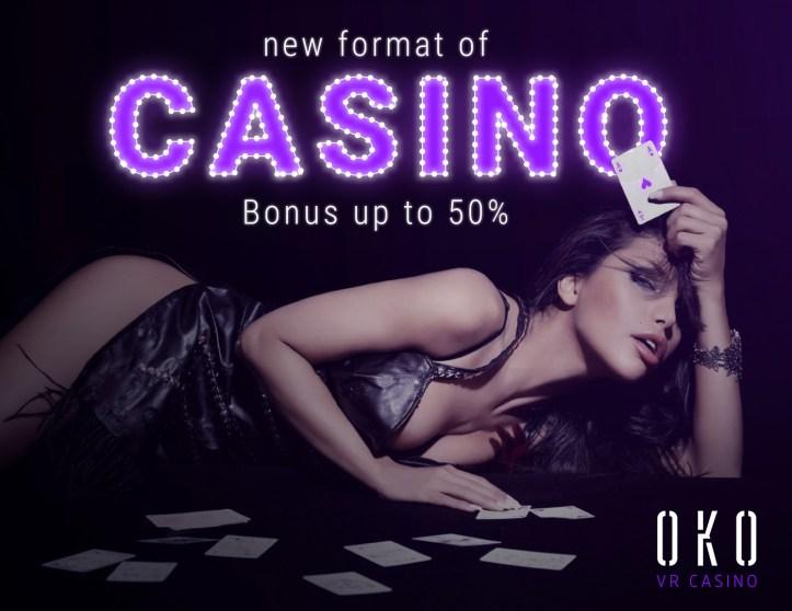 VR Casino OKO - OKOIN