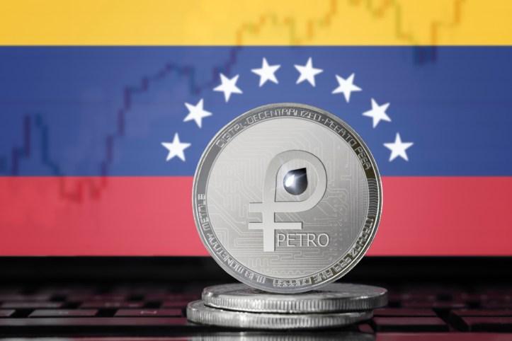 Venezuela Petro Nicolas Maduro