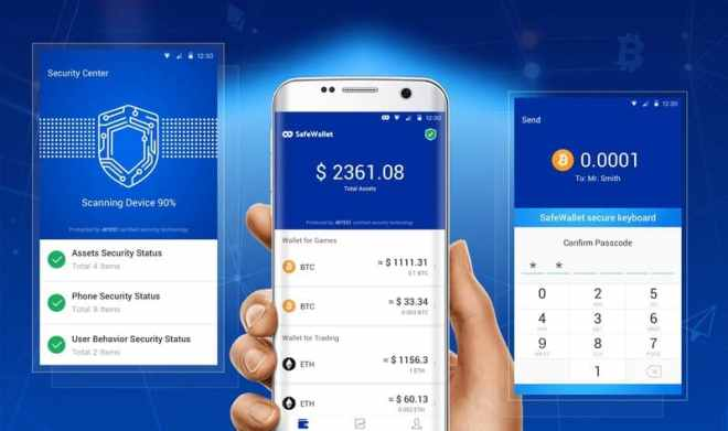 Wallet Cryptocurrency Exchange