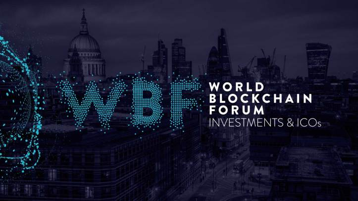 World Blockchain Forum Evento Abril