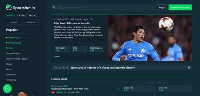 Apuestas Bitcoin Sportsbet