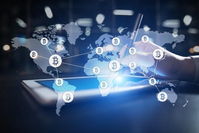 Registro de transacciones Bitcoin en la Blockchain