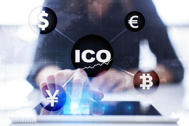 SEC ICO Criptomonedas