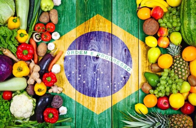 Alimentos mundiales Blockchain Brasil